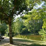 Relais Roches - Les Eyzies - Picnic by the river