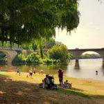 Take a dip in the Dordogne
