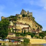 Baynac castle