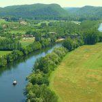 The wonderful Dordogne valley